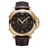 panerai Luminor 1950 Rattrapante 8 Days Oro Rosa PAM00319 imitation watch