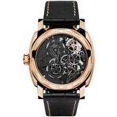 panerai LO SCIENZIATO Radiomir 1940 Tourbillon GMT Oro Rosso PAM00559 imitation watch