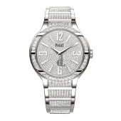 Piaget Polo Diamond Pave Automatic Men's Replica Watch GOA36226