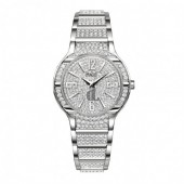 Piaget Polo Diamond Pave Ladies Quartz Replica Watch GOA36234