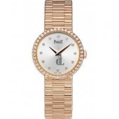 Piaget Traditional Diamond Ladies Replica Watch G0A37042