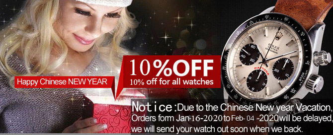 best watches replica promotion on christmas day