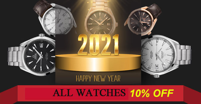 best watches replica promotion on 2021 new year